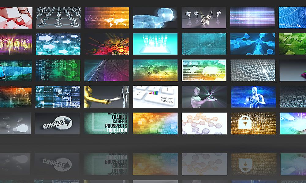 video-screens